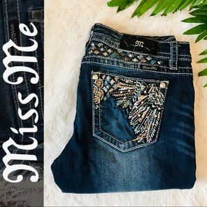 Miss Me Chloe Boot Jeans